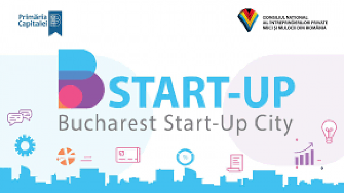 Bucharest Start-up City