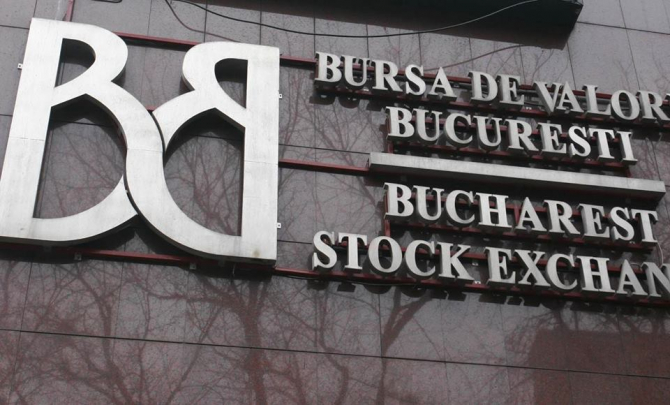 Bursa a închis mixt sesiunea de joi