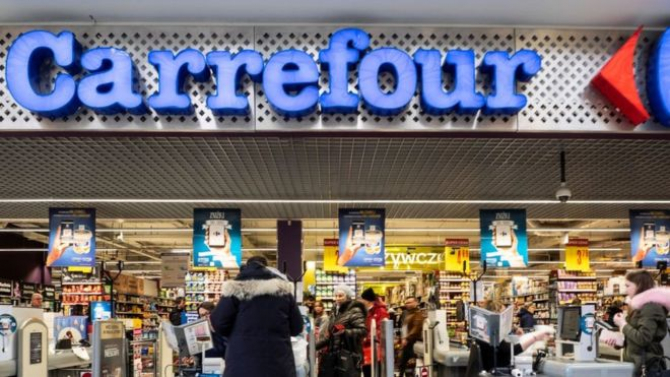 Carrefour concediaza mii de oameni