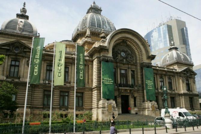 Conducerea CEC Bank a fost schimbata