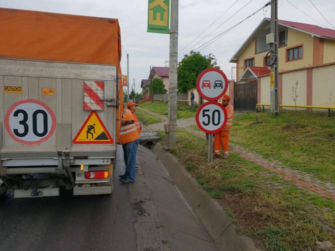 Modernizarea drumurilor județene