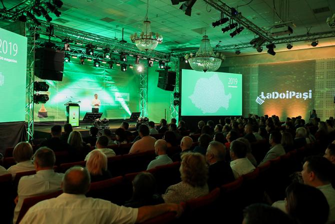 Rețeaua LaDoiPași continuă să se extindă la nivel național