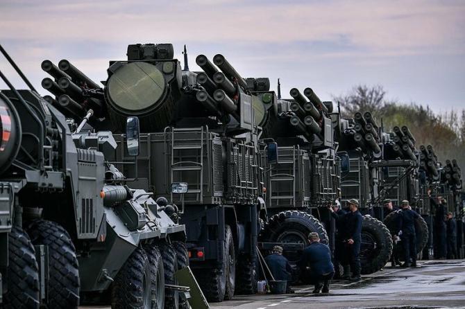 Artilerie antiaeriană autopropulsată