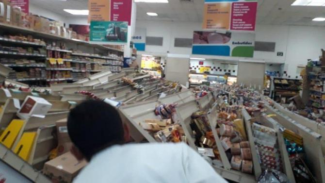 Cutremur in Csota Rica