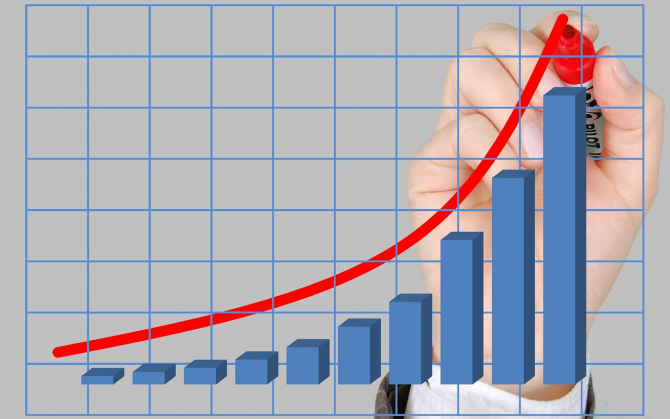Produsul Intern Brut este în creștere ușoară
