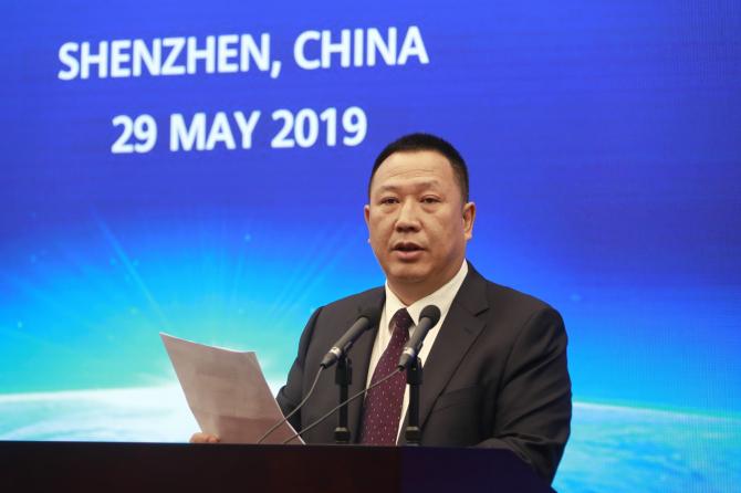 Dr. Song Liuping, șeful biroului juridic al Huawei