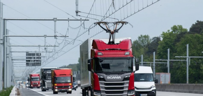 Autostrada electrica