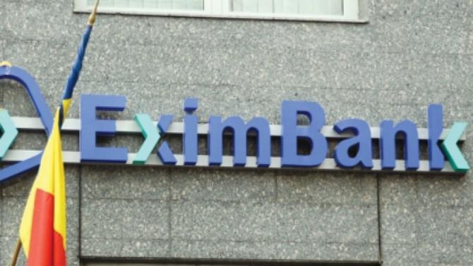 Eximbank a avut consultanță de calitate