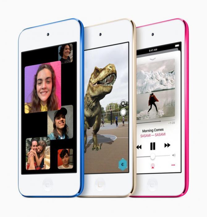 Cand lansează Apple noul iPod