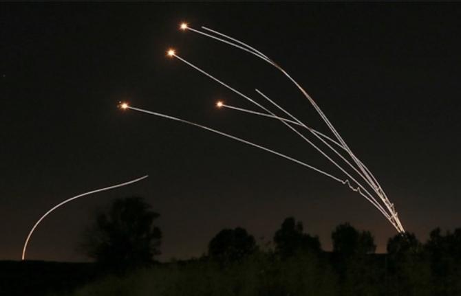 Tiruri de rachete