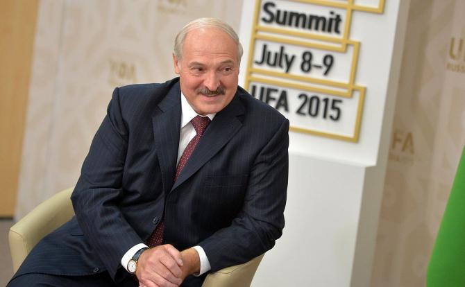 Aleksandr Lukașenko, președintele din Belarus