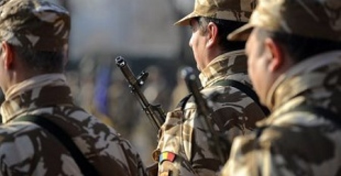 Cei cinci militari se aflau într-o misiune de patrulare