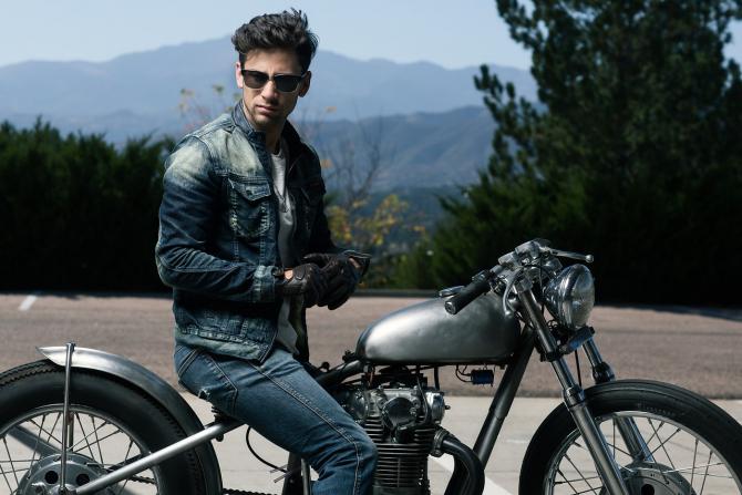 Permisul pentru motociclete fără un examen special