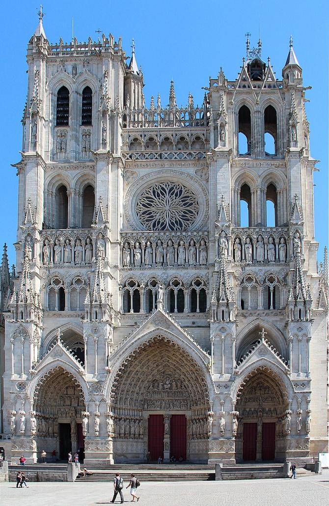 Notre Dame din Amiens