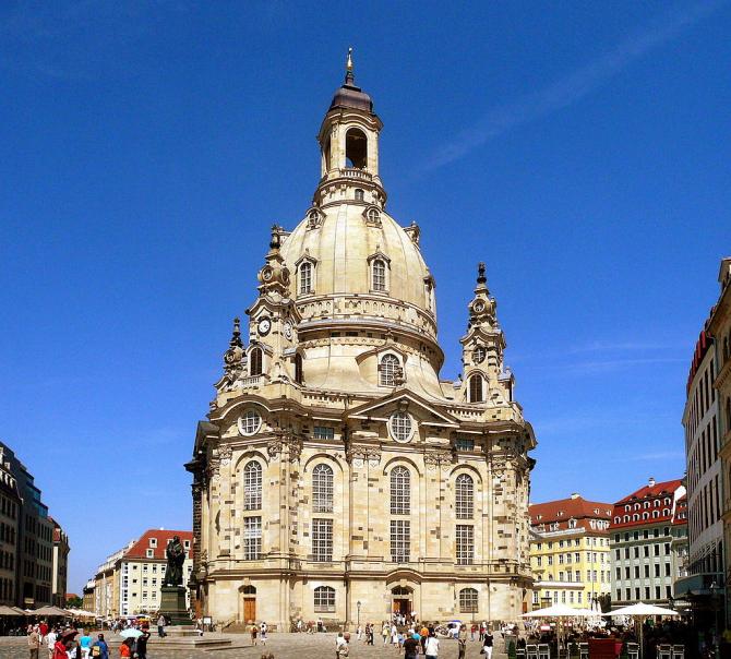 Catedrala Frauenkirche din Dresda