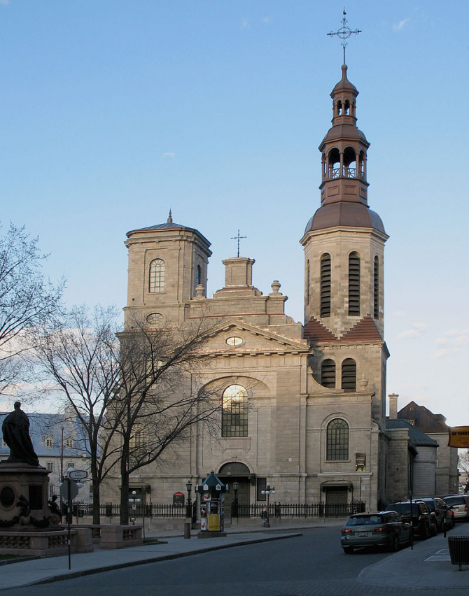 Notre Dame din Quebec