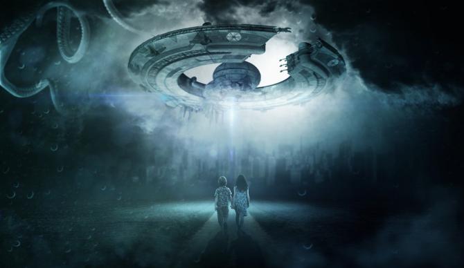 Originea sau influența extraterestră este o constantă a noilor religii