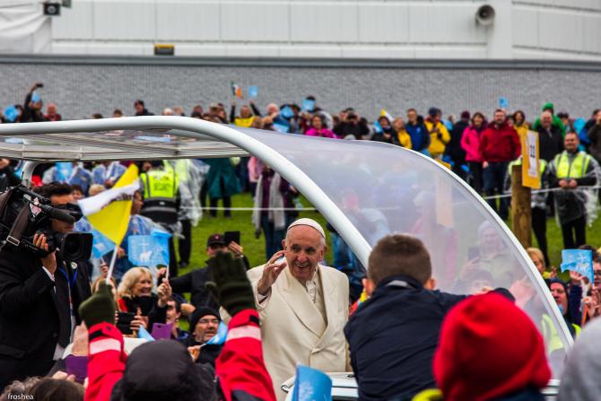 Papa Francisc în vizita în Bulgaria