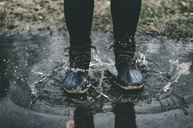 Ploaie și vijeli până vineri