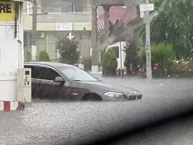 Consecințele ploii istorice din Pantelimon