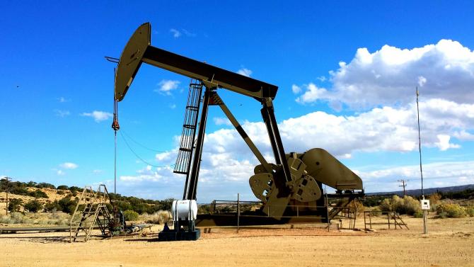 Pompă petrolieră