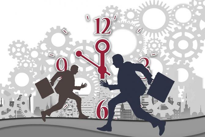 Timpul muncit trebuie masurat de angajator
