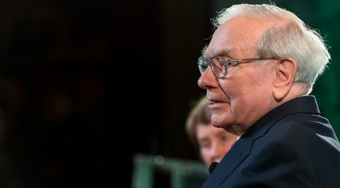 Warren Buffett, ocupantul locului trei în topul Forbes