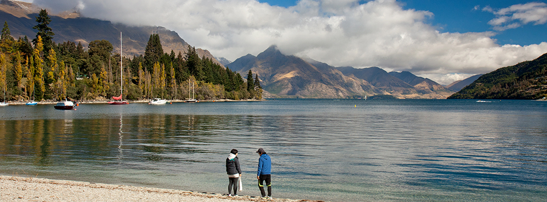 Qweenstown, Noua Zeelanda