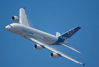 Airbus a avut în octombrie 415 comenzi pentru avioane