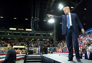 Trump intră în campanie elctorală