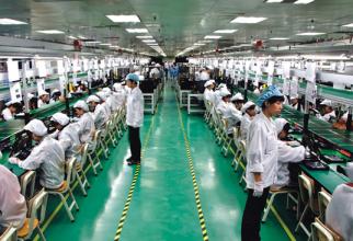Apple se laudă că își poate muta producția din China