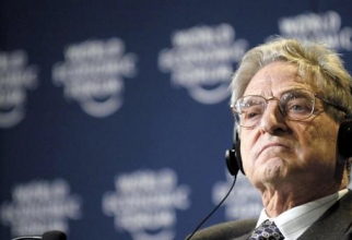 Miliardarul american George Soros