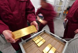 Rezerva de aur poate fi adusă în țară