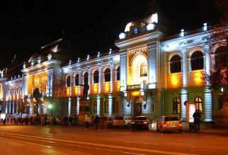 Orașul Iași pare locul ideal