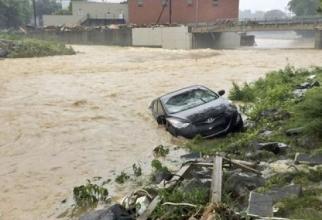 INHGA: Cod galben de inundații în 11 județe din România