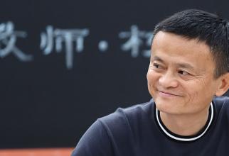 Jack Ma, fondatorul Alibaba