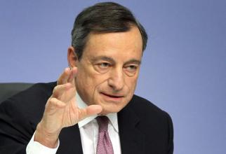 Șeful BCE, Mario Draghi