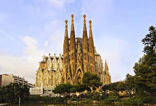 Sagrada Familia din Barcelona