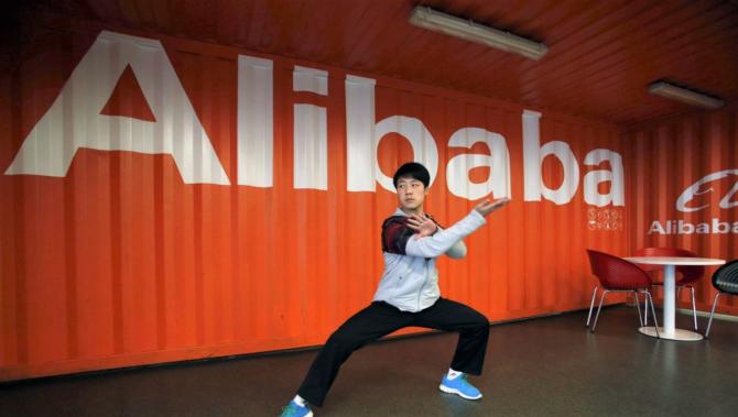 Acţiunile Alibaba de la Bursa de la Hong Kong au SCĂZUT