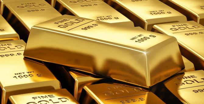Aurul a atins valori tot mai ridicate