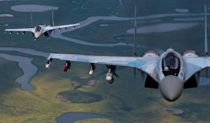 Avioane rusești