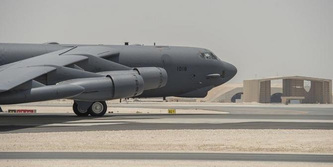 Bombardierul american, un urias al aerului
