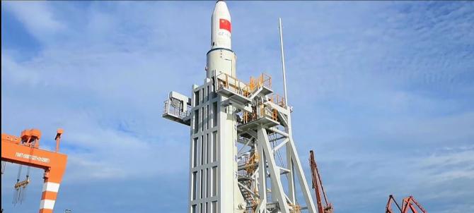 SUA urmărescu cu atenție programele spațiale ale Chinei