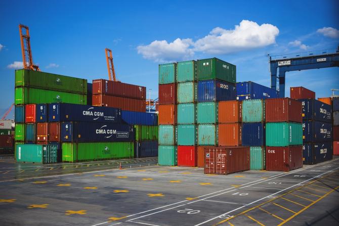 România exportă mai mult in Europa Occidentală