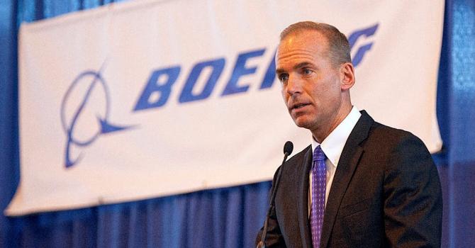 Președintele Boeing a recunoscut că s-au comis greșeli