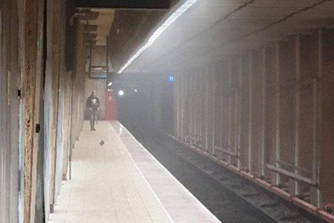 Stația de metrou Eroilor