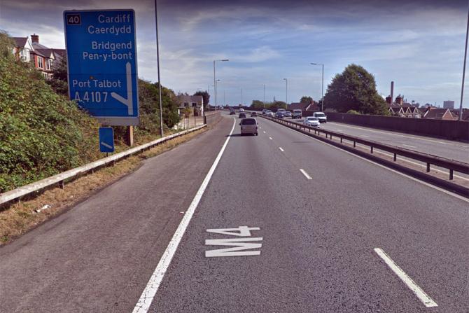 Autostrada M4
