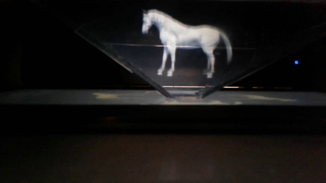 Hologramă
