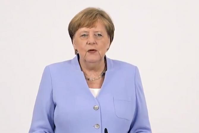 Angela Merkel, la Summitul G20 de la Osaka