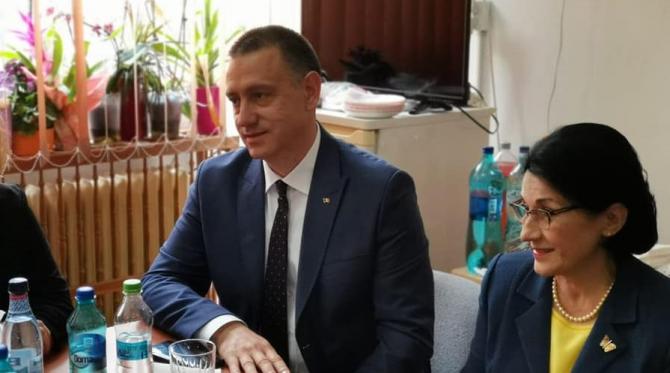Mihai Fifor simte  o tensiune puternică în PSD